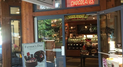 Photo of Dessert Shop Rogers Chocolates at 17 Village Stroll, Whistler, BC, Canada