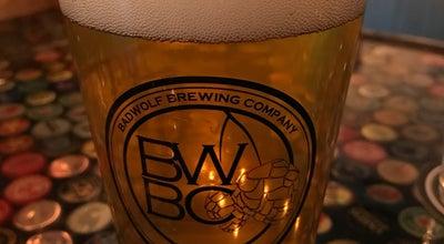Photo of Brewery BadWolf Brewing Company at 8420 Kao Cir, Manassas, VA 20110, United States
