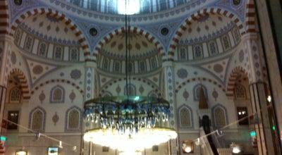 Photo of Mosque Bahçelievler Hafız Ali Camii at Bahcelievler Erde Sk, İstanbul, Turkey