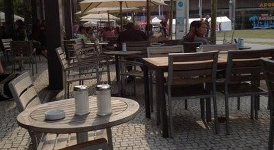 Photo of Cafe KIT Café at Mannesmannufer 1b, Düsseldorf 40213, Germany