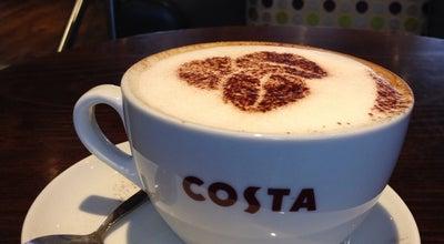 Photo of Coffee Shop Costa Coffee at 25 Fore St, Taunton TA1 1JW, United Kingdom