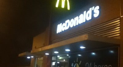 Photo of Diner Mc Donald's Embu at Brazil