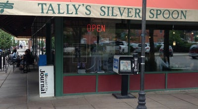 Photo of American Restaurant Tally's Silver Spoon at 530 6th St, Rapid City, SD 57701, United States