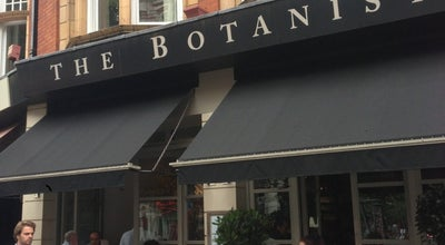 Photo of English Restaurant The Botanist at 7 Sloane Sq, Kensington SW1W 8EE, United Kingdom