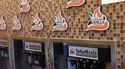 Photo of Ice Cream Shop YoGoMania at 315 Main St, Holbrook, NY 11741, United States