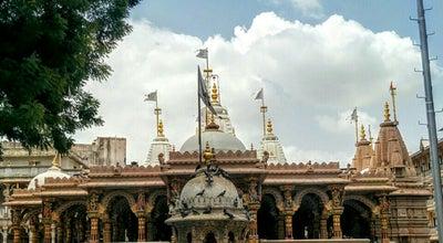 Photo of Hindu Temple Swaninarayan Temple at Kalupur, Ahmedabad 380001, India