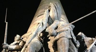 Photo of Monument / Landmark Glorieta Monumento a Los Niños Héroes at Av. Niños Héroes, Guadalajara, Mexico