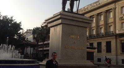 Photo of Monument / Landmark Monumento a Cristóbal Colón at Plaza De Las Monjas, 7-11, Huelva 21001, Spain
