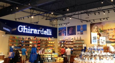 Photo of Ice Cream Shop Ghirardelli at 915 Ridgewalk Pkwy, Woodstock, GA 30188, United States