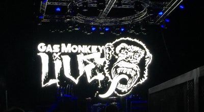 Photo of Music Venue Gas Monkey Live at 10110 Technology Blvd E, Dallas, TX 75220, United States