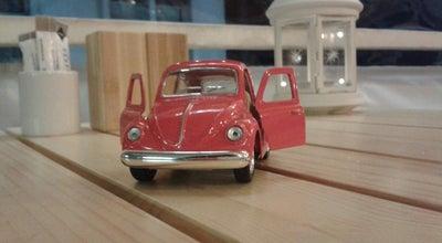 Photo of Cafe Vosvos Cafe & Bistro at Cumhuriyet Meydanı, Fatsa 52400, Turkey