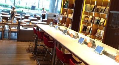 Photo of Cafe CAFE Lab. at 北区大深町3-1, 大阪市, Japan