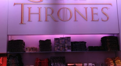 Photo of Tourist Attraction HBO Shop at 1100 Avenue Of The Americas, New York City, NY 10036, United States