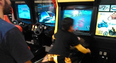 Photo of Arcade Magic Games at Rua Wolf Wiest, 333, Joinville 89218-155, Brazil