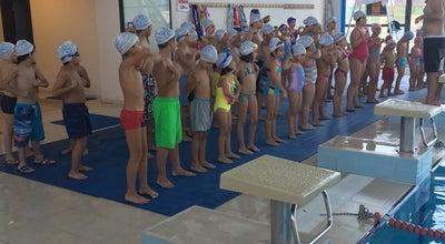 Photo of Pool Buca Olimpik Yüzme Havuzu at Buca Goksu Mah, İzmir, Turkey