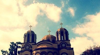 Photo of Church St. Sava Serbian Orthodox Church at 1640 S San Gabriel Blvd, San Gabriel, CA 91776, United States