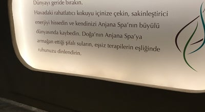 Photo of Spa Anjana SPA at Rixos Eskişehir, Eskişehir 26020, Turkey