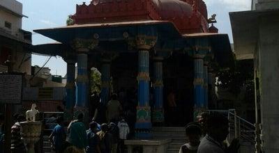 Photo of Temple Brahma Temple at Pushkar, India