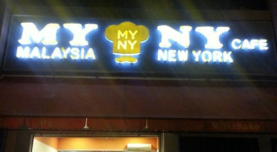 Photo of Cafe MYNY CAFE at No. B 68 Wisma Jalan Air Putih, Kuantan 25200, Malaysia