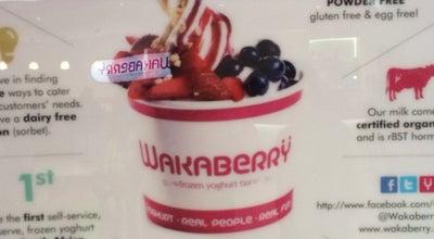 Photo of Frozen Yogurt Wakaberry at Summerstrand, Port Elizabeth, South Africa