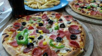 Photo of Pizza Place Marina Pizza at Kultur Sokagi, karaman 70100, Turkey