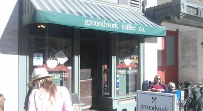 Photo of Coffee Shop Groundwork Coffee at 3 Westminster Ave, Venice, CA 90291, United States
