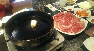 Photo of BBQ Joint 우판등심 at 영통구 권선로908번길 10, 수원시, South Korea