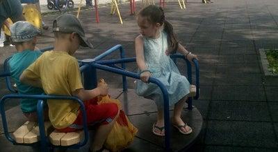 Photo of Playground Дитячий ігровий майданчик «Roshen» at Ukraine