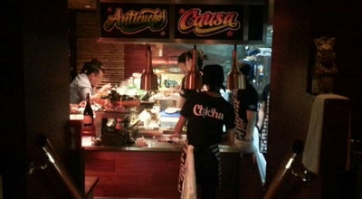 Photo of Peruvian Restaurant Chicha at 26 Peel St, Central, Hong Kong