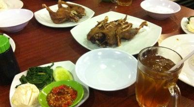 Photo of Indonesian Restaurant Bebek Goreng H. Slamet at Jalan Wiluyo Puspoyudo No. 19, Balikpapan, Indonesia