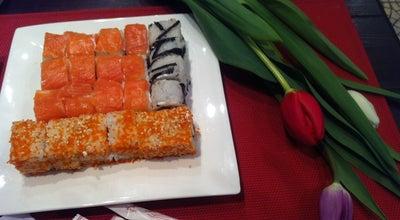 Photo of Sushi Restaurant Икринка at Ул. Мичурина, 9, Красноярск 660037, Russia