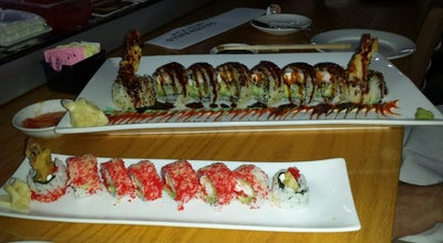 Photo of Sushi Restaurant Golden Rolls Sushi Bar & Grill at 790 S Eastwood Dr, Woodstock, IL 60098, United States