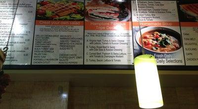 Photo of Restaurant Hamptons Market Place at 312 11th Avenue, New York, NY 10001, United States