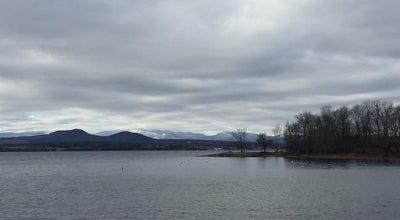 Photo of Lake Lake Champlain at Waterfront Park, Burlington, VT 05401, United States