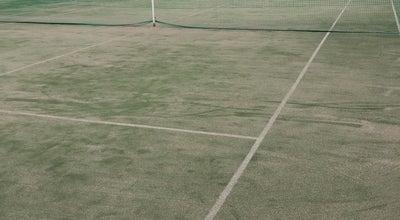 Photo of Tennis Court 都立 武蔵野中央公園 テニスコート at 八幡町2, 武蔵野市, Japan