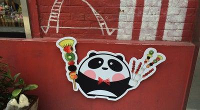 Photo of Market Tianzifang Street at China