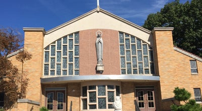Photo of Church Our Lady of Lourdes at 1 Eagle Rock Ave, West Orange, NJ 07052, United States