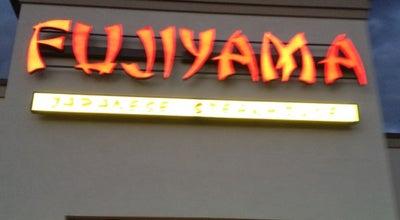 Photo of Japanese Restaurant Fujiyama Japanese Steakhouse at 5780 Maccorkle Ave Se, Kanawha City, WV 25304, United States