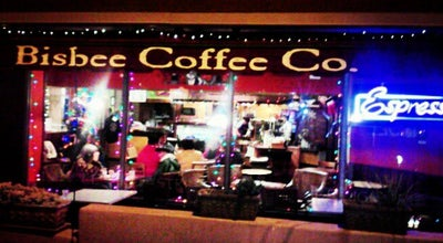 Photo of Coffee Shop Bisbee Coffee Company at 2 Copper Queen Plaza, Bisbee, AZ 85603, United States