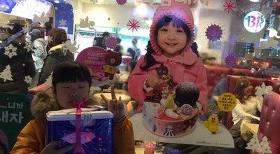 Photo of Ice Cream Shop Baskin Robbins 31 at 오리로856번길 25, 광명시, South Korea