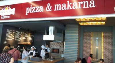 Photo of Italian Restaurant Peperoncino Express at Arcadium, Ankara 06590, Turkey