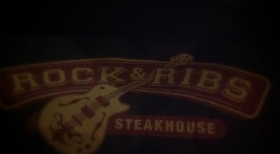 Photo of Steakhouse Rock & Ribs Lounge at Avenida Alfredo Lisboa, Recife 65075-650, Brazil