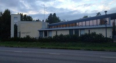 Photo of Church Auroran Kappeli at Heiniemenpolku 1, Espoo 02980, Finland