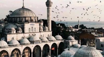 Photo of Mosque Çarşı Camii at Turkey