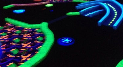 Photo of Arcade Highway 1 Blacklight Mini-Golf at 751 Cannery Row, Monterey, CA 93940, United States
