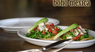 Photo of Mexican Restaurant Boho Mexica at 151-153 Commercial St, London E1 6BJ, United Kingdom