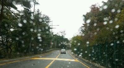 Photo of Trail 북악스카이웨이 (Bukak Skyway) at 성북구 성북동 산25-135, 서울특별시 136-822, South Korea
