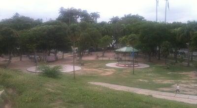 Photo of Playground Praça da Abolição at Praça Da Abolição, Olinda, Brazil
