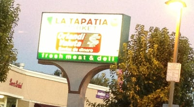 Photo of Mexican Restaurant La Tapatia Market at 601 Broadway St, Vallejo, CA 94590, United States