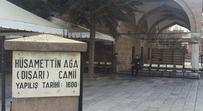 Photo of Monument / Landmark Hüsamettin Ağa (Dışarı Camî) at Turkey